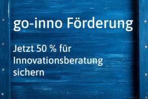 go-inno Förderprogramm